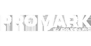 Логотип Promark чья продукция представлена в салоне Минотавр