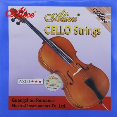 Струны для виолончели Alice A803 под заказ в Челябинске