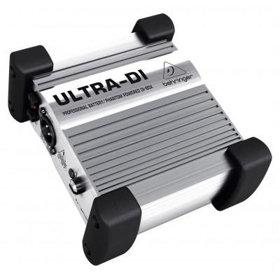 Купить Behringer ULTRA-DI DI100 в Челябинске