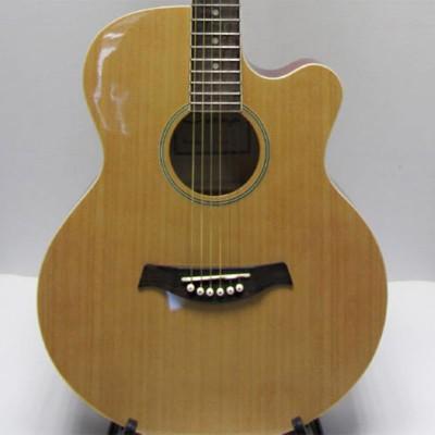 Акустическая гитара Caraya F521-N, детальное фото