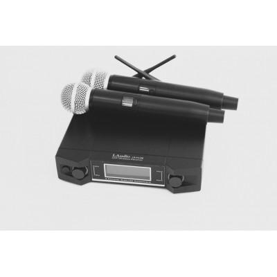 Радиосистема с ручными передатчиками LAudio LS-P3-2M