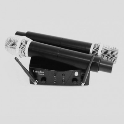 Радиосистема с 2 ручными передатчиками LAudio PRO2-M