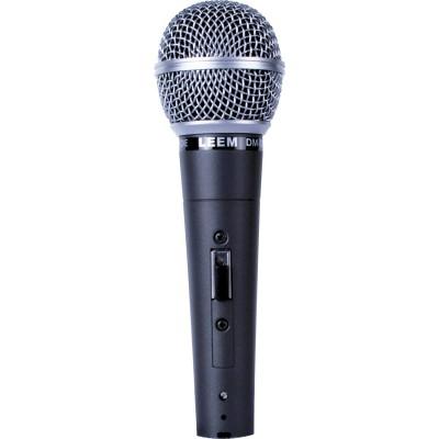 Динамический микрофон Leem DM-302