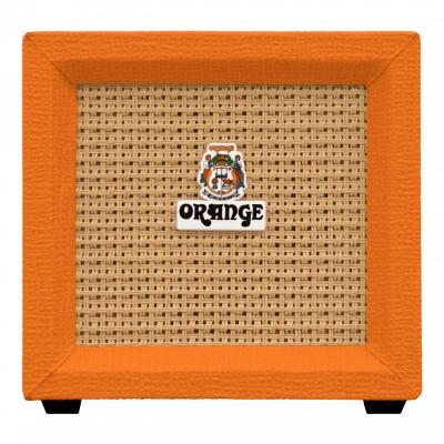 Гитарный мини комбик Orange Micro Crush CR3, вид спереди