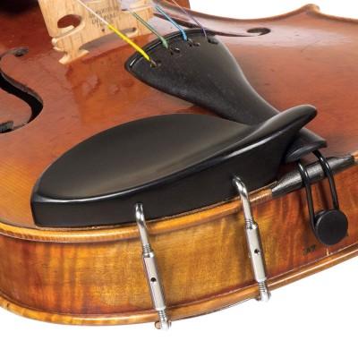 Подбородник для скрипки WBO VC11Eu-2/4 формы Dresden под заказ в Челябинске