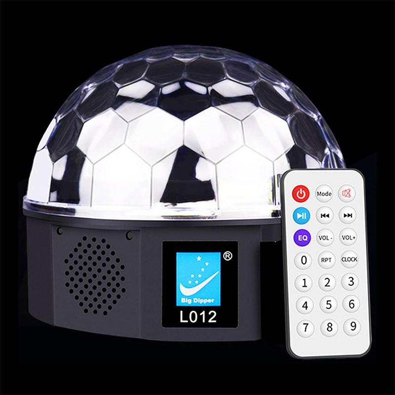 Светодиодный эффект диско-шар Big Dipper L012 Magic Ball под заказ в Челябинске