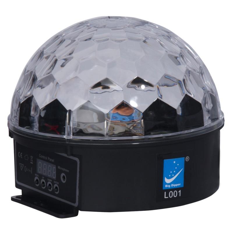 Светодиодный эффект магический шар Big Dipper L001 под заказ в Челябинске