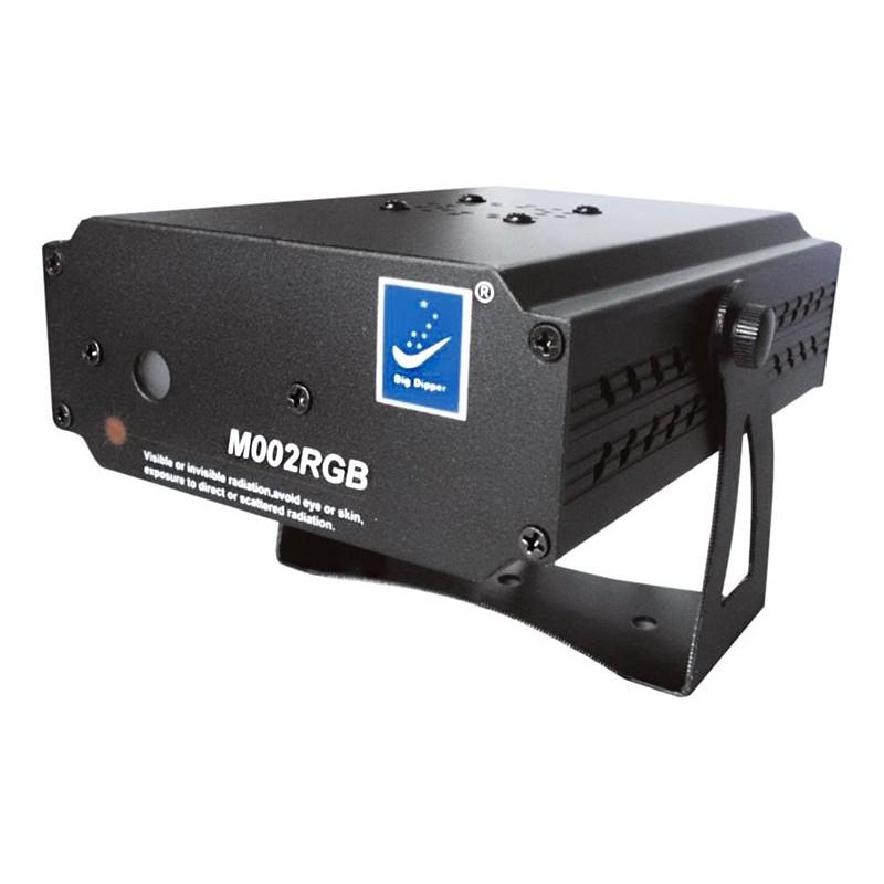 Лазерный проектор Big Dipper M002RGB под заказ в Челябинске