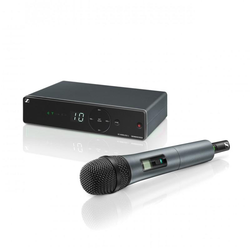 Беспроводная вокальная радиосистема Sennheiser XSW 1-825-B, фото 1