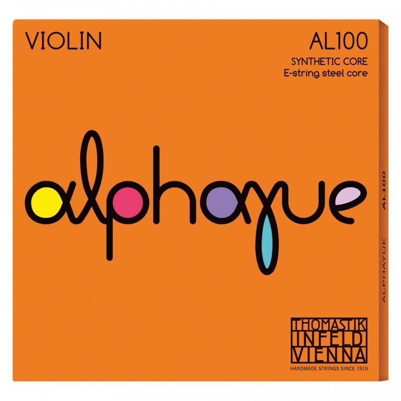Струны для скрипки Thomastik Alphayue AL100 под заказ в Челябинске