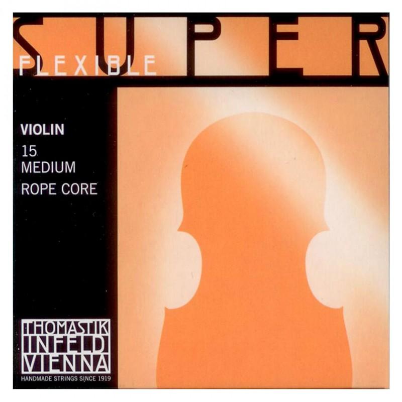 Струны для скрипки Thomastik Superflexible Violin 15A Medium